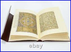 1265 Masnawi Islamic Mesnevi Facsimile Manuscript not antique Persian book Rumi