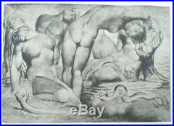 1928 Norman Lindsay DIONYSOS, SIGNED, 1/500 free shipping worldwide