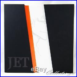 3 7 Days Bleach Illustrations JET Limited Edition Hardcover Art Book + Case