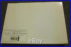 ALEX FERGUSON HAND SIGNED Ltd Edition 1000 Leather Bound Boxed Football Book