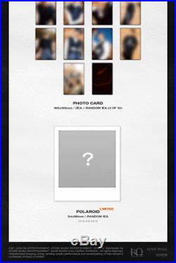 ATEEZ Treasure EP. 1All To Zero1st CD+Poster/On+Book+Sticker+Card+Gift Sealed