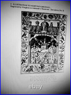 Antique book john dee occult rare esoteric black magic history alchemy biography