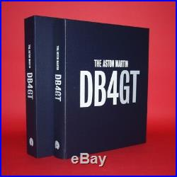 Aston Martin Db4 Gt Archer & Candee Palawan Press Book Slipcased Limited 300 New