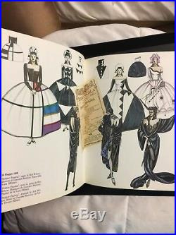 Atelier Versace Book of Illustrations, July 1989-1990, Ltd Edition Couture