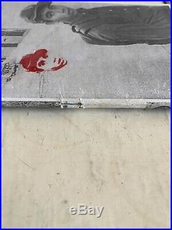 BARRY MCGEE LARCENY BOOK ZINE fanzine limited edition ZO BAGS Twist THR DFW rare