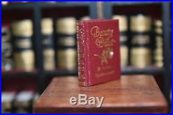 Beauty and the Beast Barbara J Raheb Miniature Colored Collectable Book
