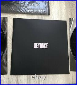 Beyonce Limited Edition Double Vinyl Visual Album, Book, DVD With17 Videos