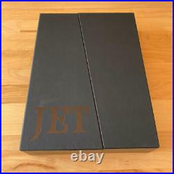 Bleach Illustrations JET Art Book Case Limited Edition from Japan