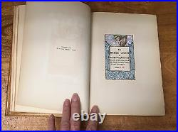 Book, Art Nouveau, Nathan Haskell Dole, Marcus Aurelius, Doric Edition, 1903, Le