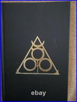 Book Of Azazel E A Koetting Ixaxaar Black Magic Satanic Grimoire LE Occult OOP