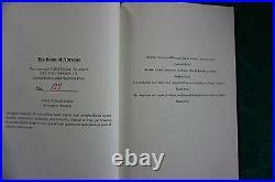 Book of Abrasax Deluxe Leather ed Gnostic Grimoire Michael Cecchetelli