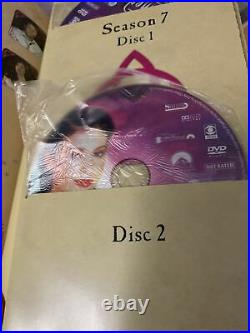 CHARMED Complete Series Book of Shadows Edition Full Size Limited Edition 49 DVD