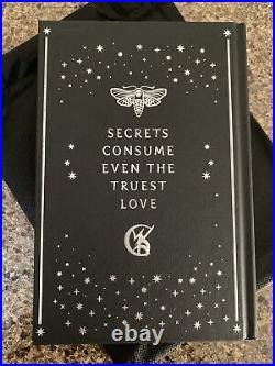 Chain Of Iron Cassandra Clare The Last Hours Fairyloot Exclusive Cover and Edges