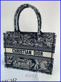 Christian Dior Book Tote