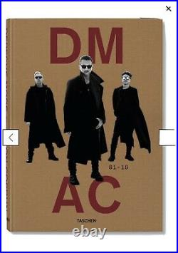Depeche Mode By Anton Corbijn Taschen Sold Out Limited Edition Signed Book