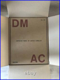 Depeche Mode by Anton Corbijn Nr. 1437/1986 Limited Edition SOLD OUT