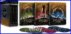 Der Herr der Ringe Trilogie 4K UHD Blu ray STEELBOOK EDITION Neu & OVP