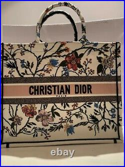 Dior Book Tote Bag. Large. Limited Edition