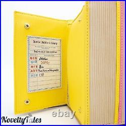 Disney Stitch Shoppe Loungefly Princess Books Handbag/Crossbody