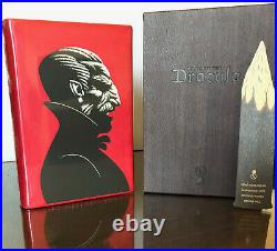 Dracula Transylvania Edition Amaranthine Books Deluxe Unique Limited