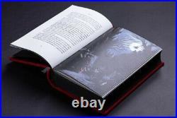 Dracula by Bram Stoker Amaranthine Books Velvet Bound Limited to 666 copies