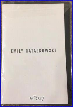 Emily Ratajkowski Jonathan Leder Polaroid Book First Edition 3/250