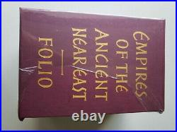 Empires of the Ancient Near East Folio Society Box Set of 4 Books