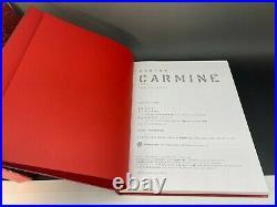 Evangelion Yoshiyuki Sadamoto Art Book CARMINE Limited Edition 2009