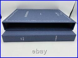 FRANKENSTEIN Mary Shelley HANDWRITTEN MANUSCRIPT Notebook NUMBERED 493/1000 BOOK