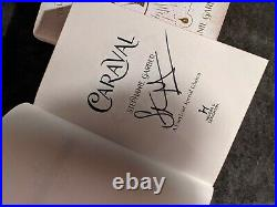 Fairyloot Caraval Deluxe Set, Signed Limited Edition, Finale, Caraval, Legendary