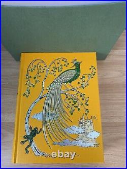 Folio Society Yellow Fairy Book Andrew Lang