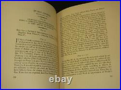 GEOFFREY KEYNES The Note-Book of William Blake SIGNED 1935 1st Edition