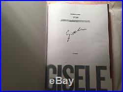 Gisele Bundchen Signed Taschen Limited Edition Book Of 220 Tom Brady Wife