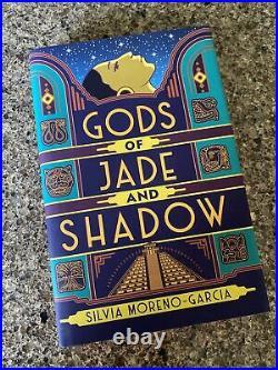 Goldsboro Edition Gods Of Jade And Shadows Silvia Moreno-Garcia Signed, Numbered