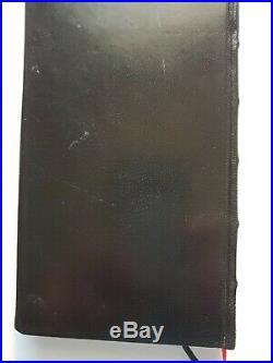 Grand Grimoire Leather 1st Edition 500 copies Trident Books 1996, Rare