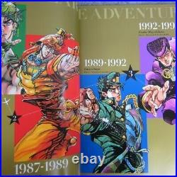 HIROHIKO ARAKI Complete Art Set JOJOVELLER Kanzen withBlu-ray 25th Ltd Book