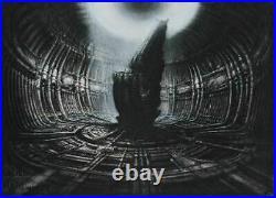 HR GIGER TASCHEN BABY SUMO MASSIVE COLLECTOR'S ED LTD Only 1000 NECRONOMICON