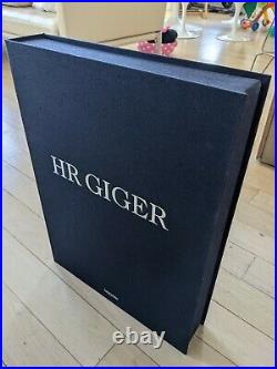 HR Giger Taschen Collector Limited Edition 1000 Numbered Signed Baby Sumo 2016