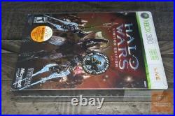 Halo Wars Limited Edition Variant with Hint Book (Xbox 360 2009) FACTORY SEALED
