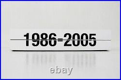 Helmut Lang Archive 1986-2005 Two Volume Book Set Retrospective