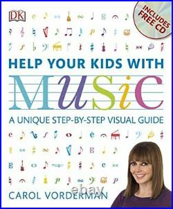 Help Your Kids with Music by Dorling Kindersley Ltd (Paperback, 2015) Book The