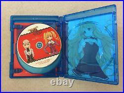 High School DxD Hero Season 4 Limited Blu-Ray+DVD + Cards/Book Set