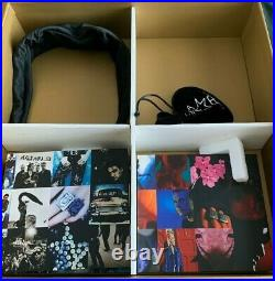 Holidays gift U2 Achtung Baby deluxe UBER box new sealed LP CD DVD book more