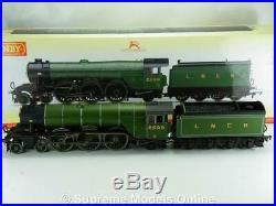 Hornby R3132 Lner 4-6-2 Model Train Book Law Class A3 Steam DCC Ready K8q