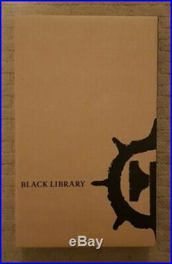 Horus Rising LIMITED EDITION Book Black Library Warhammer 40k Primarch Heresy