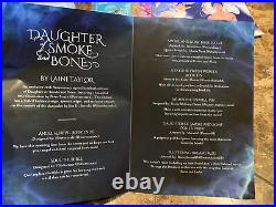 Illumicrate Signed daughter of smoke and bone dosab box (bookends, Mug, Tin)