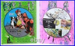 JOJOVELLER JoJo's Bizarre Adventure Art Book LTD STAND HISTORY ARAKI HIROHIKO