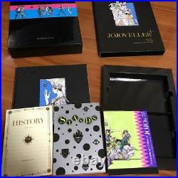 JOJOVELLER Limited Edition Art Book JoJo's Bizarre Adventure Hirohiko Araki