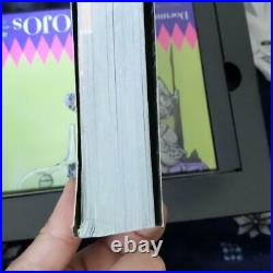 JoJo's Bizarre Adventure Art Book JOJOVELLER Limited Edition Japan Used