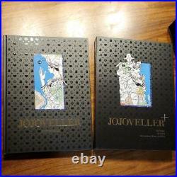 JoJo's Bizarre Adventure Art Book JOJOVELLER Limited Edition USED